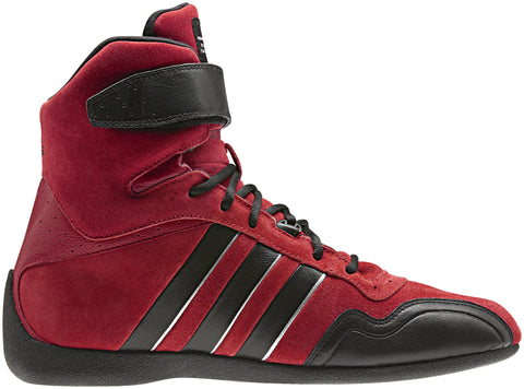 ADIDAS FEROZA ELITE RACE BOOTS - Red/Black