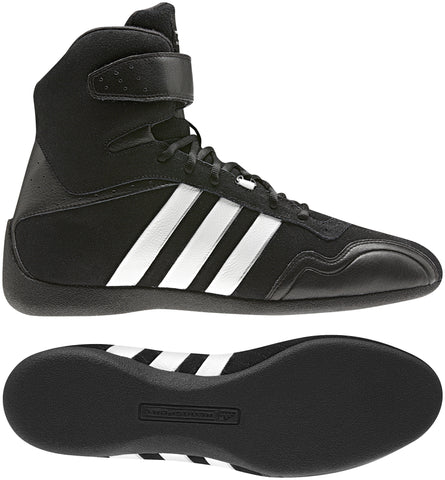 ADIDAS FEROZA ELITE RACE BOOTS - Black/White
