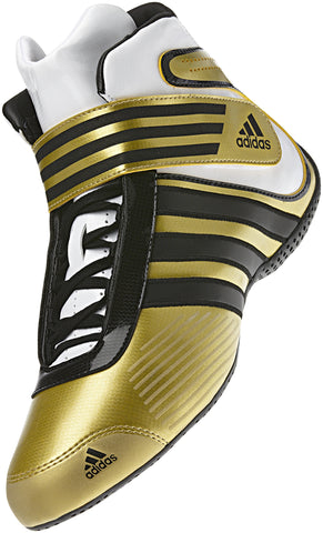 ADIDAS - XLT BOOT METALLIC GOLD/BLACK/WHITE - KART BOOTS