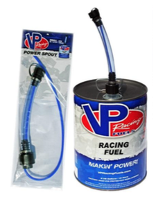VP RACING: THE POWER SPOUT