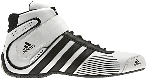 ADIDAS DAYTONA RACE BOOTS - White/Black