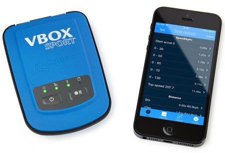VBOX Sport - 20Hz Data Logger