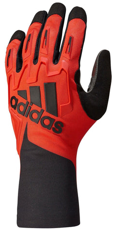ADIDAS RSK KART GLOVE-Red/Black