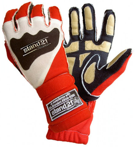 STAND 21 - OUTSIDE SEAM II RACE GLOVE