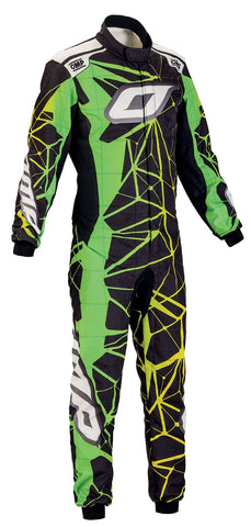 OMP ONE ART RACE SUIT