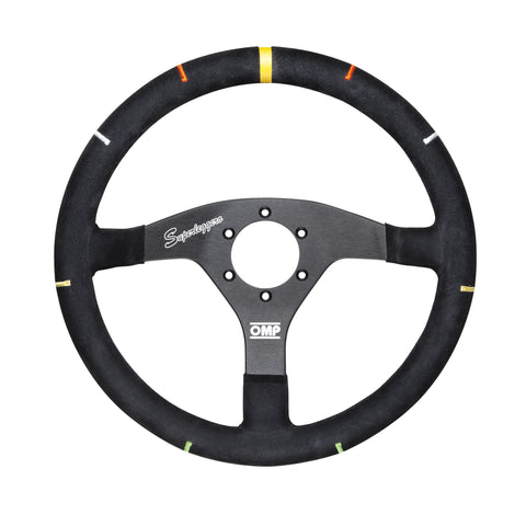 OMP RECCE STEERING WHEEL