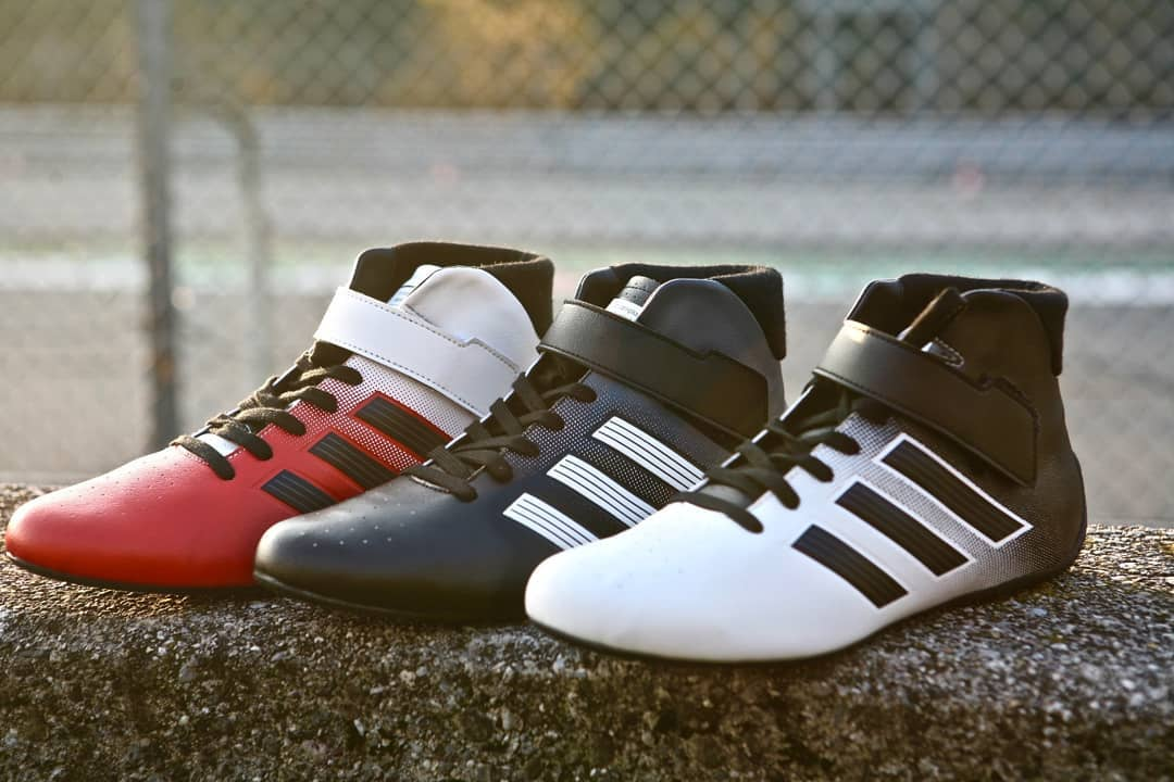 Grapa Jabón Albany  ADIDAS RS RACE BOOTS - Red/White/Black – Lifestyle Motorsport