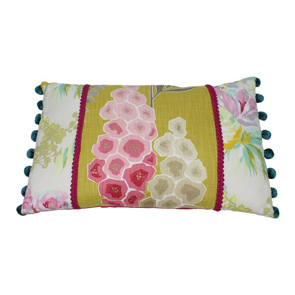 Vintage Twist Cushion Lily 1 - 63.5x40.5cm