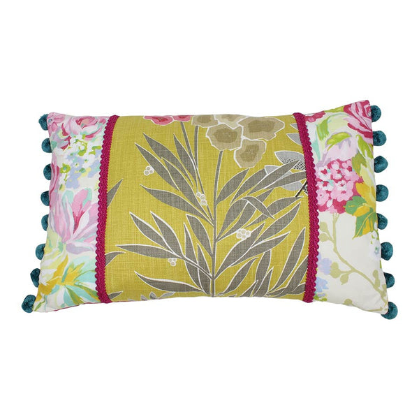 Vintage Twist Cushion Lily 2 - 63.5x40.5cm