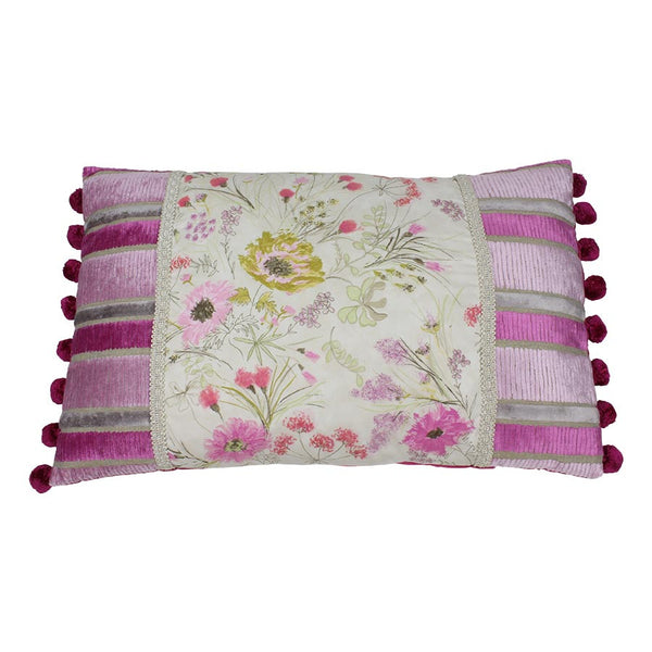 Vintage Twist Cushion Edie 1 - 63.5x40.5cm