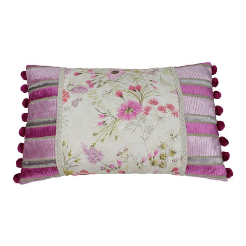Vintage Twist Cushion Edie 2 - 63.5x40.5cm