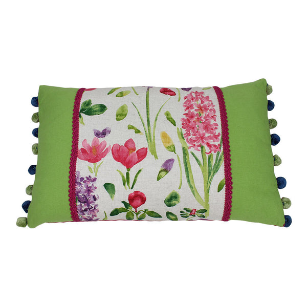 Vintage Twist Cushion Layla 1 - 63.5x40.5cm