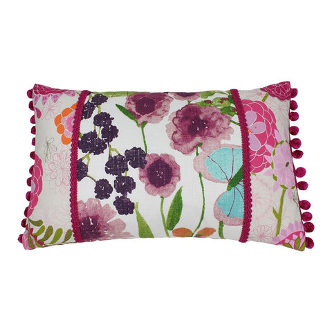 Vintage Twist Cushion Amelia 1 - 63.5x40.5cm