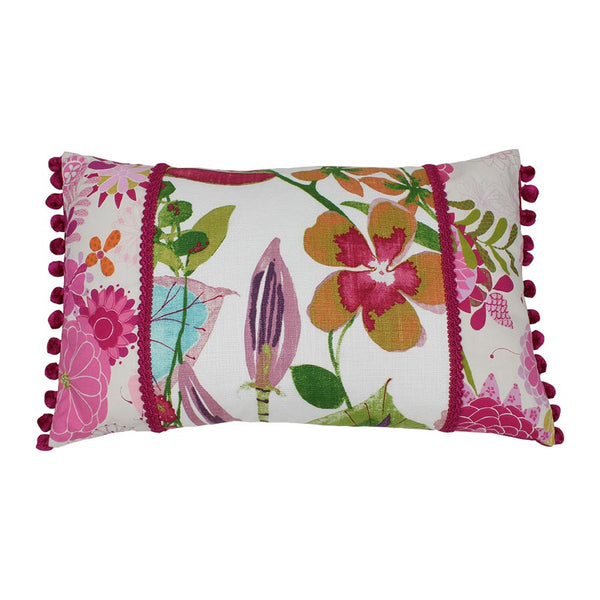 Vintage Twist Cushion Amelia 2 - 63.5x40.5cm