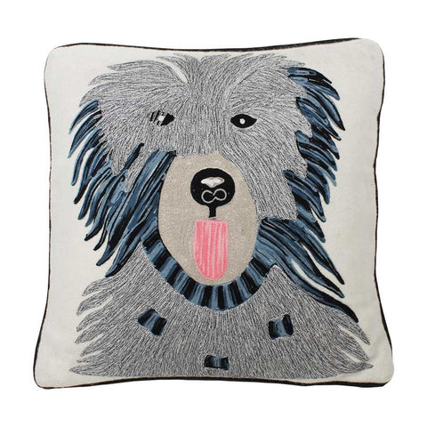 Beth Jordan Cushion Bailey Cream 45x45cm