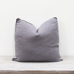 Also Home Lisbon Cushion Pewter Grey 50x50cm