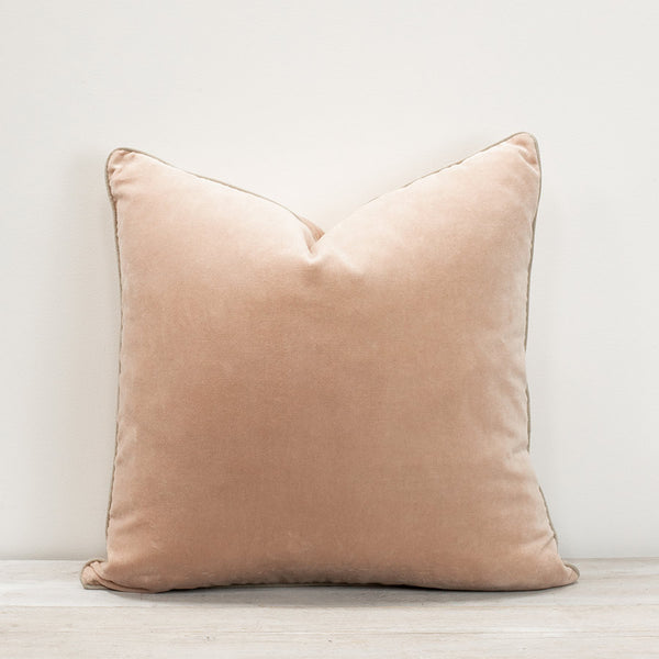 Also Home Unari Shell Velvet Cushion 50x50cm