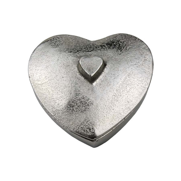 Aluminium Heart Box