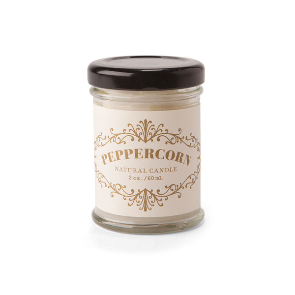 Apothecary Jar - Peppercorn 15Hr