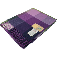 Avoca Lambswool Throw Pioneer