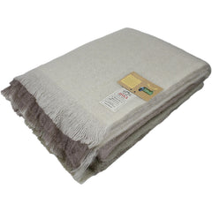 Avoca Mohair Throw Alpen