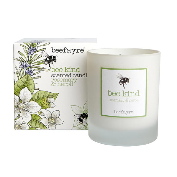 Beefayre Bee Kind Rosemary & Neroli Large Candle