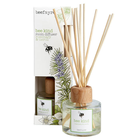 Beefayre Bee Kind Rosemary & Neroli Room Diffuser