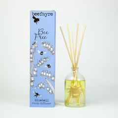 Beefayre bee free bluebell large room diffuser
