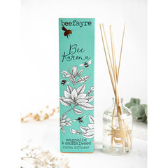 Beefayre bee karma magnolia and sandalwood large room diffuser