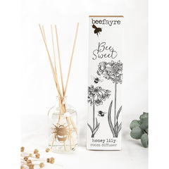 Beefayre bee sweet honey lily large room diffuser