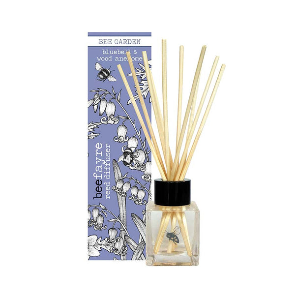 Beefayre Bluebell & Wood Anemone Reed Diffuser