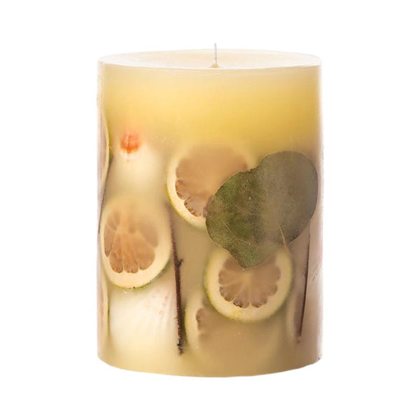 Botanical Candle - Mediterranean Coast 200Hr