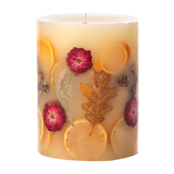 Rosy Rings Botanical Candle - Clementine And Clove 300Hr