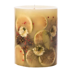 Botanical Candle - Rosewood And Red Berries 300Hr
