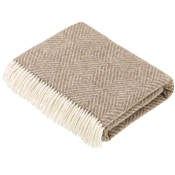 Bronte By Moon Diamond Natural Throw