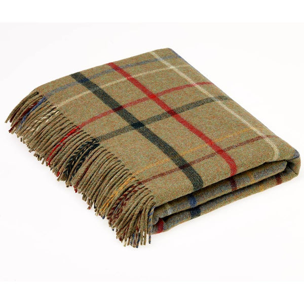 Bronte By Moon Throw Country House Litton Lovat