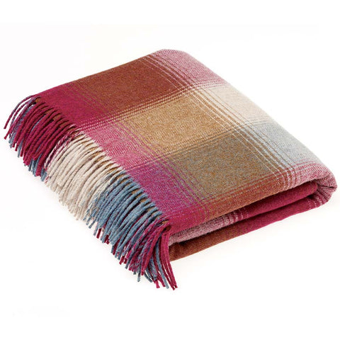 Bronte By Moon Throw Elemental - Kilnsey Rhodolite
