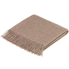 bronte by moon alpaca throw natural brown
