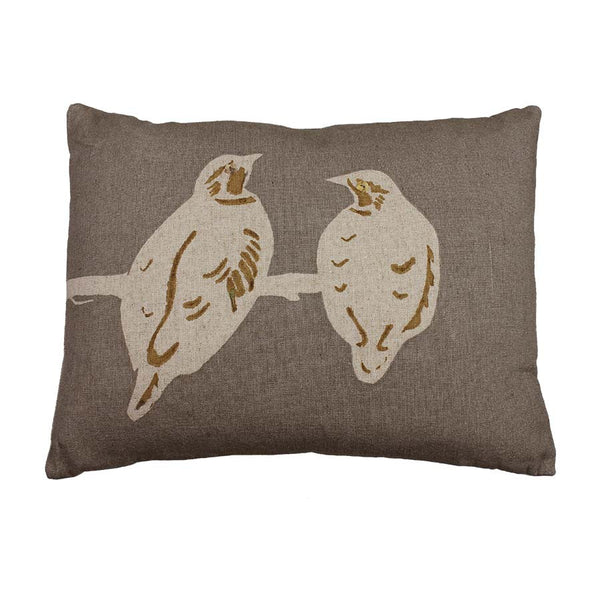 Helkat Classic Bird Cushion - 43x33cm