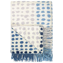 Designers Guild Throw Amlapura Cobalt