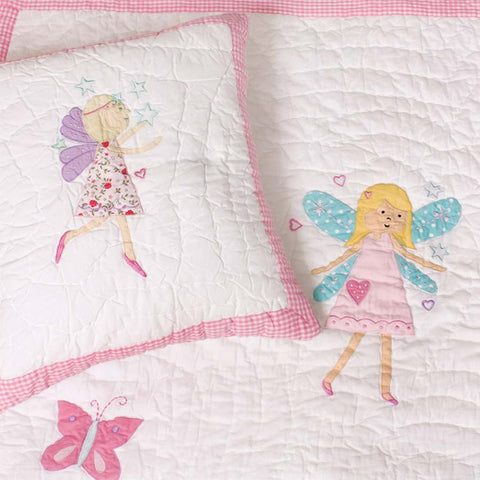 Fairy Quilt - Cot Bed