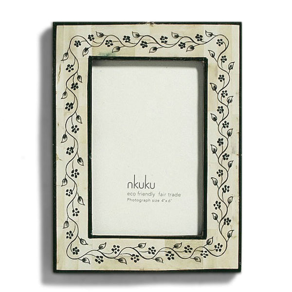 Nkuku Garland Photo Frame 4 x 6""