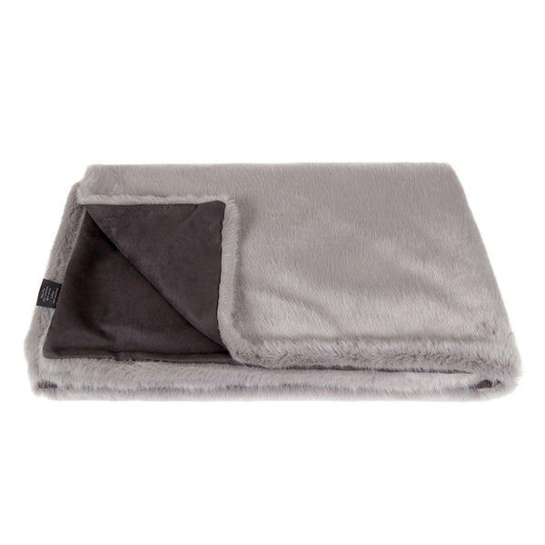 Helen Moore Opal Faux Fur - Throw