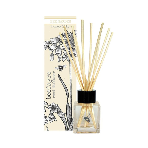 Beefayre Honey Lily Reed Diffuser