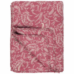 IB Laursen 0737-07 quilt pink with paisley 130x180