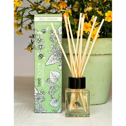 Beefayre Linden Blossom Reed Diffuser