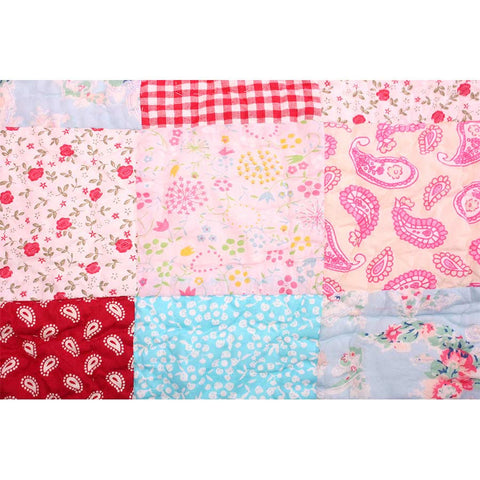 Matilda Patchwork Quilt - Single