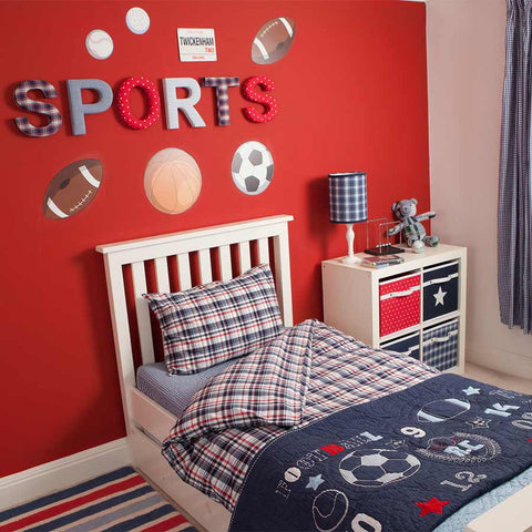 Sports Quilt - Single