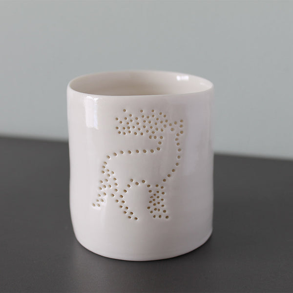 Luna Lighting Mini Tea Light Holder - Stag