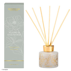 Stoneglow day flower new ylang & oakwood diffuser